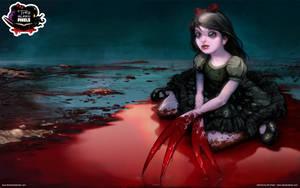 They Bleed Pixels Wallpaper by cheechoo98