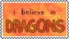 I Believe in Dragons. [99 x 56] by Hurricane-Hannah