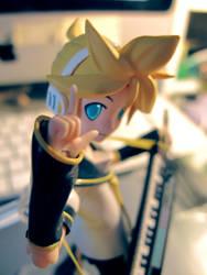 Vocaloid :Len II by akamaruhei