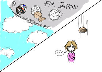 Crappy drawing by Mademoiselle-Yumi