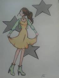 like star by Yuiczek