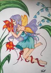 Fairy by Yuiczek