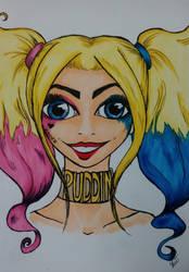 Harley Quinn by Yuiczek