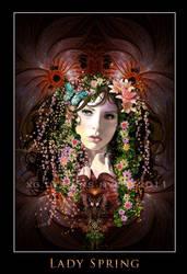 Lady Spring by xgnyc