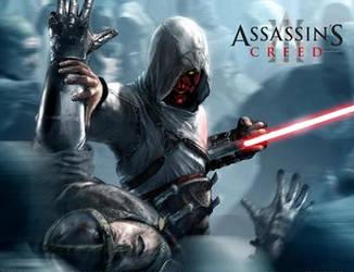 Assassin's Creed 3 joke by Sabotender