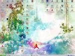 wallpaper: Rag Doll Kung Fu by Sabotender