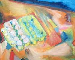 Eggs On Table by GMAC06