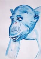 Ape Study by GMAC06