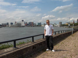 Me with Skyline by GMAC06