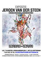 Affiche Expo Lcc Het Klooster by GMAC06