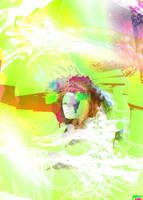 Lion Woman Arty by GMAC06