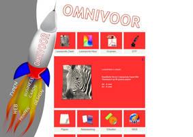 Site release OMNIVOOR by GMAC06
