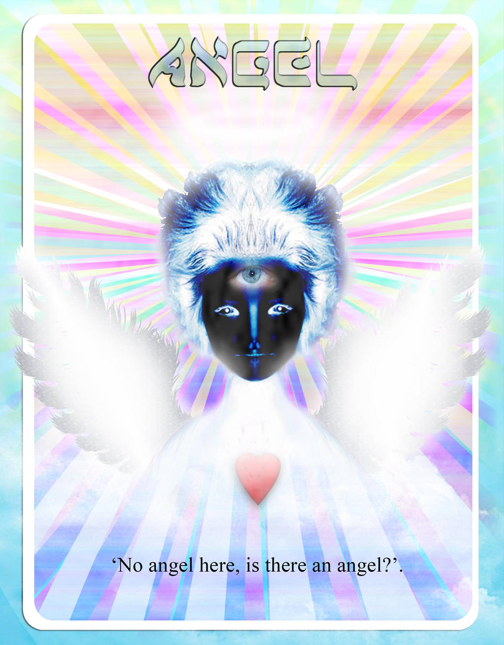 Tarot Angel by GMAC06