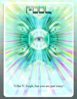 Tarot Fool by GMAC06