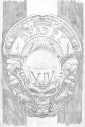 Dead P.I. Cover by jeffreyedwards