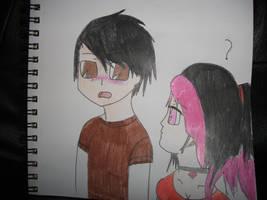 jack and miko by tfakairi