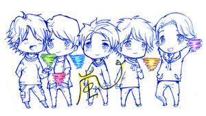 Arashi: No name by bakahouken