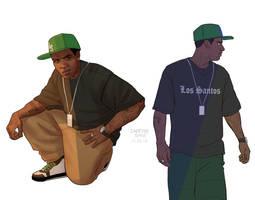 Lamar by zaffyrr