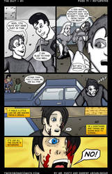 The Bait - Chapter 4 Page 14: Returning by abouelse