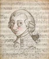 Mozart by lllaria