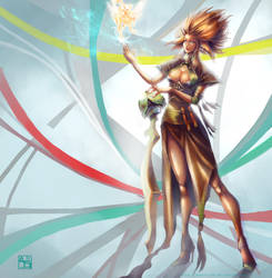 Magic Dust by Avasariah