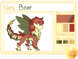 Briar | Application by ScyllaVanilla
