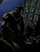 Riddick by landau