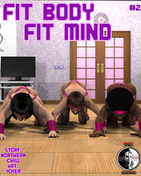 Fit Body, Fit Mind - chapter 2 cover by NorthernChill