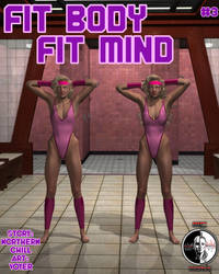 Fit Body, Fit Mind - chapter 3 cover by NorthernChill