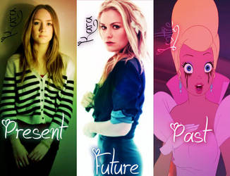 Past Present Future part 2 by KitKat2014