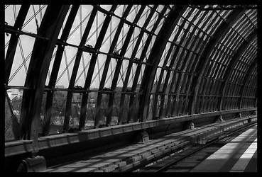 Berlin old station by Zimtgruen