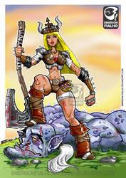 Slayer of Giants by Emerson-Fialho