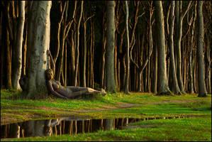 human wood by MetamorphosisV