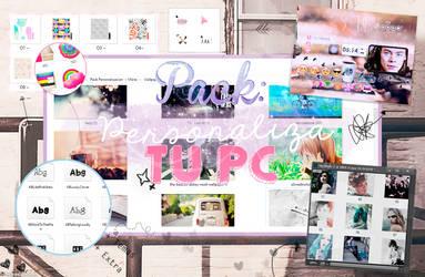 Pack Personalizacion para tu PC by HadaselenaXOXO