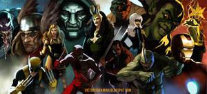 Marvel. by VictorGarciapq