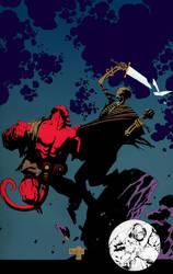 Hellboy by canyuzgec