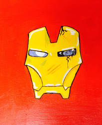 Iron mans defeat  by wolfang3000