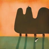 Trees and their shadows by nicolas-gouny-art