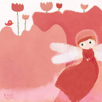 Rose, the fairy by nicolas-gouny-art