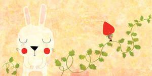 The big rabbit by nicolas-gouny-art