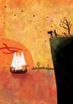 To Avalon by nicolas-gouny-art