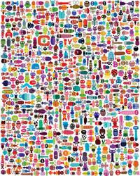378 bugs by nicolas-gouny-art