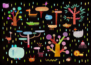 The polish savannah by nicolas-gouny-art