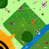 bee by nicolas-gouny-art