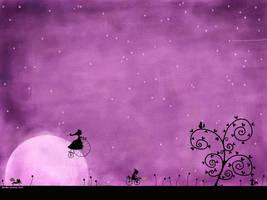 The moon dawn by nicolas-gouny-art