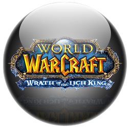 Wrath of Lich King Icon by Leo250