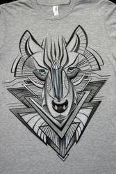 Wolf 2 by nikoxil
