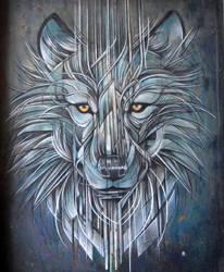 Urbanwolf by nikoxil