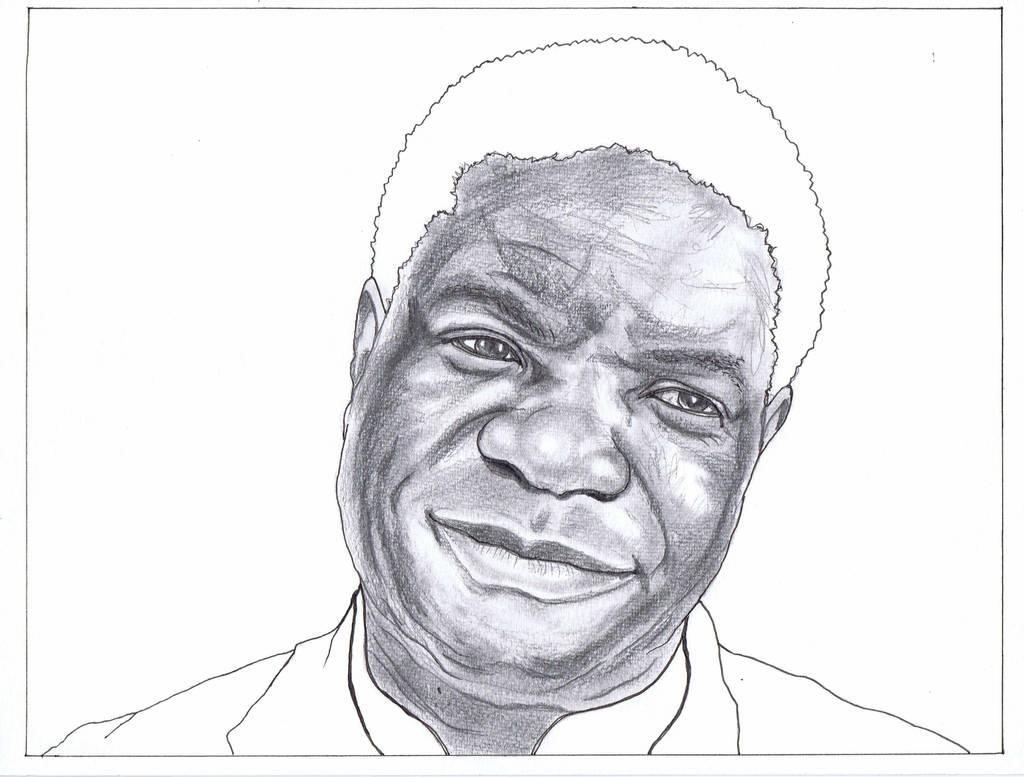 Dr Denis Mukwege by dragonaki