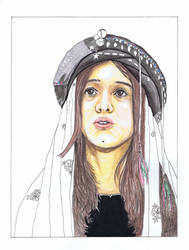 Nadia Murad by dragonaki